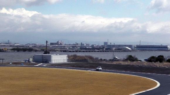 堺浜に基幹的広域防災拠点